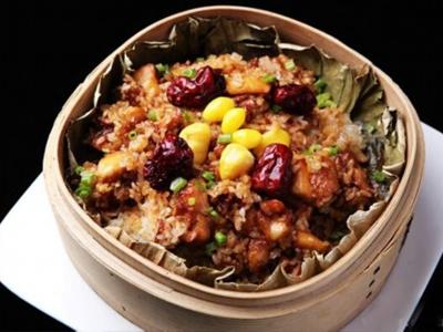 南京糯米鸡饭培训班