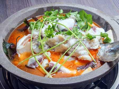 上海石锅鱼培训班