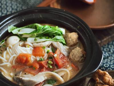 济南原味汤粉培训课程