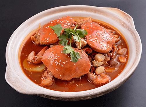 上海肉蟹煲培训班
