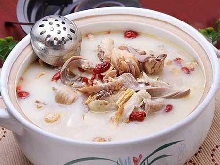 上海猪肚煲鸡培训班