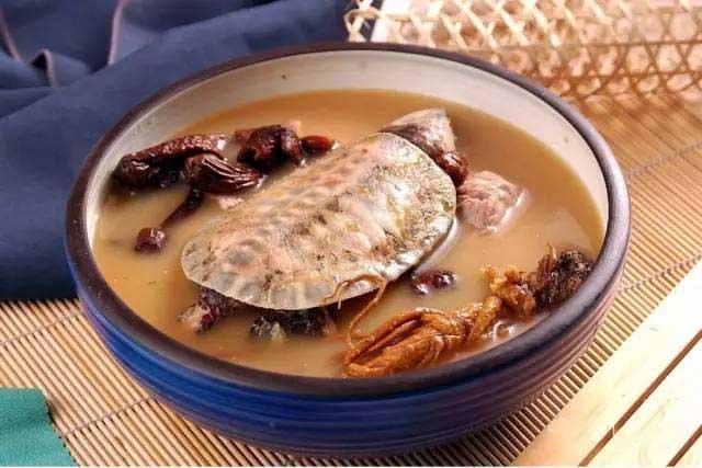 龟盏万寿汤