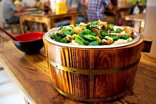 上海湘味木桶饭培训班