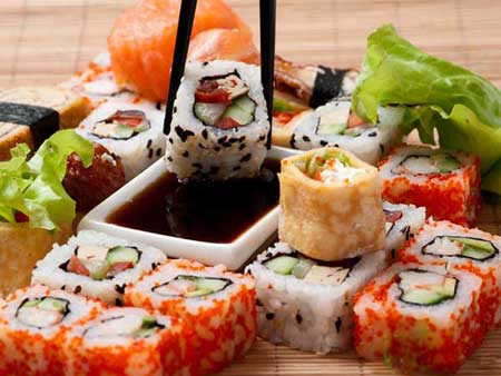 上海日本寿司培训班