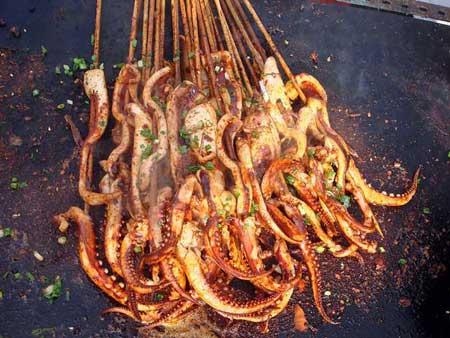 上海铁板鱿鱼培训班