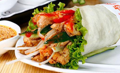 杭州卤肉卷培训班