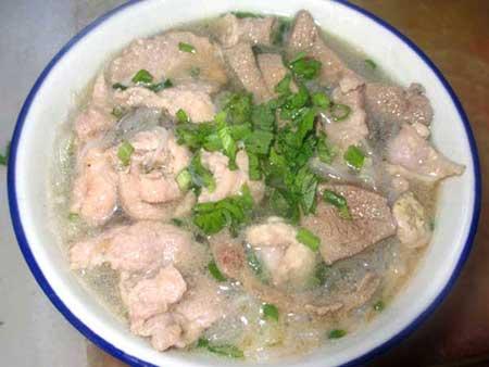 上海原味汤粉王培训班
