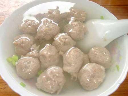 上海客家肉丸培训班