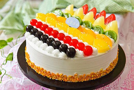 厦门新式整体蛋糕裱花技术培训课程