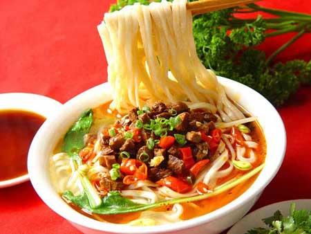上海津市牛肉粉培训班