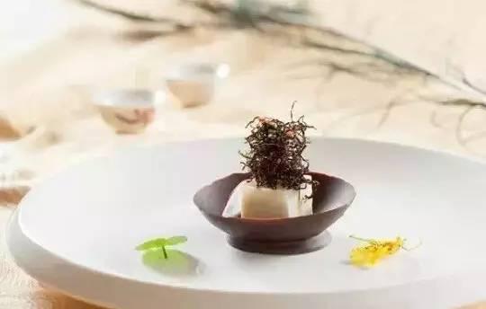 油酥海带芝士豆腐