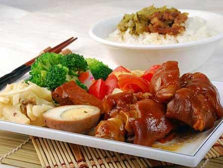 上海隆江猪手饭培训班