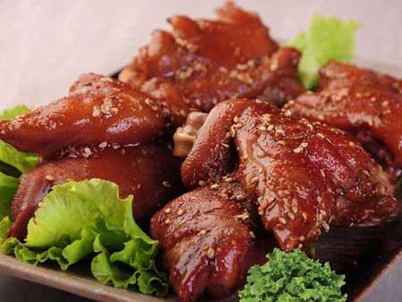 上海烤猪蹄培训班