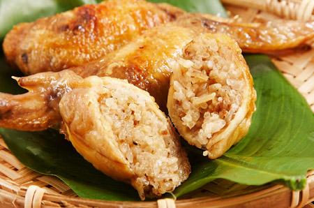 厦门台湾鸡翅包饭技术培训课程