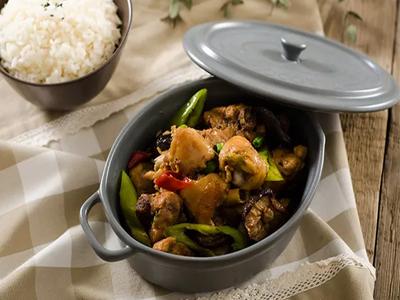 济南黄焖鸡米饭培训课程