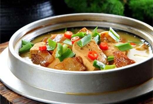 香锅老豆腐