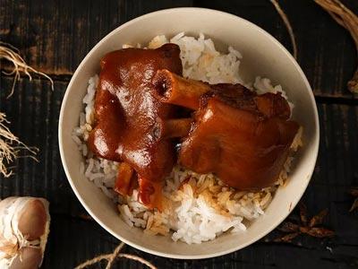 济南隆江猪脚饭培训课程