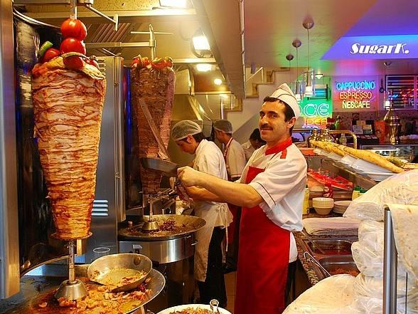厦门土耳其烤肉技术培训课程