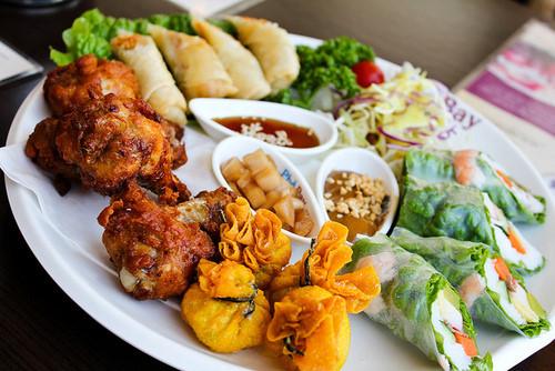 东南亚美食培训