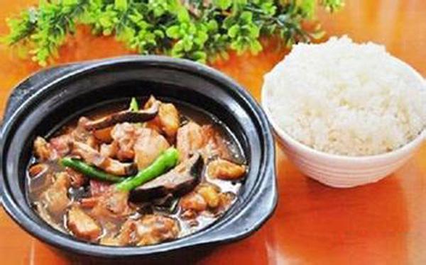 南昌黄焖鸡米饭技术培训班