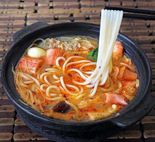 郑州砂锅米线培训班