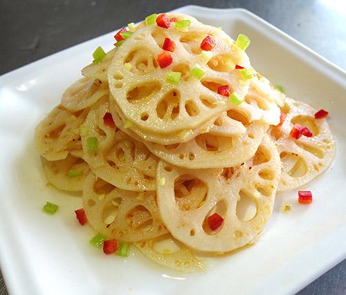 郑州姜汁藕片培训班