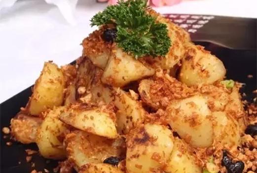 高山小土豆