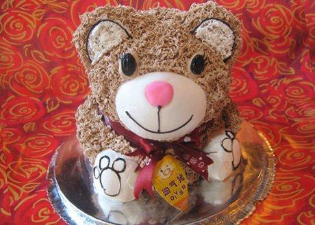 淘气猪蛋糕坊
