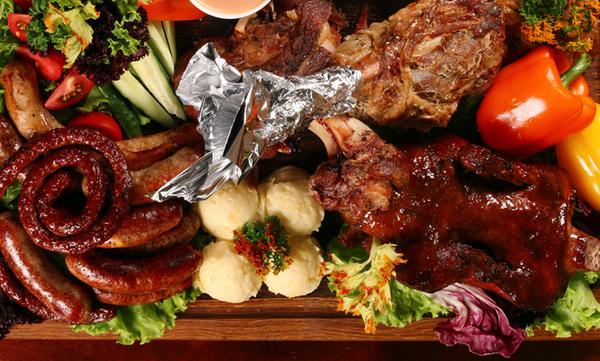 中渝纸上烤肉加盟