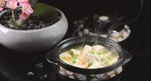 石烹瓦罐豆腐