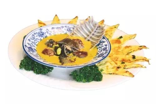 淮味甲鱼泡饼