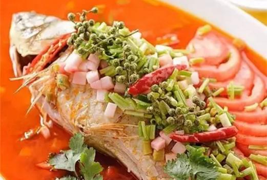 风味泡菜鱼