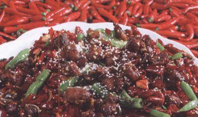 双椒土鸡王