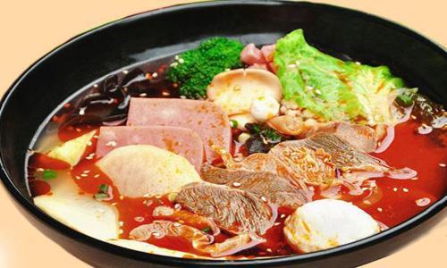 蜀烩冒菜加盟