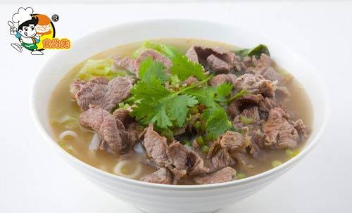 南宁原味汤粉王技术培训课程