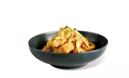 春笋炖酥肉