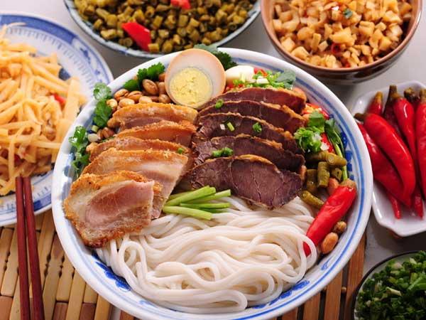 南宁桂林米粉技术培训课程