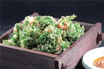 鲜虾野菜丸子