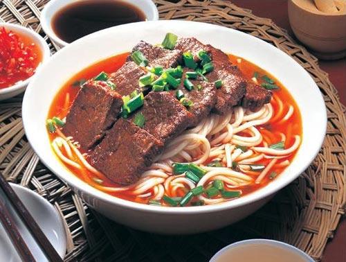 南宁津市牛肉粉技术培训课程