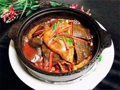 石锅生焗甲鱼