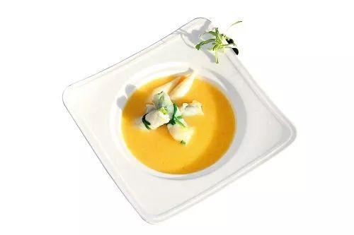 金汤斑鱼面条菜卷