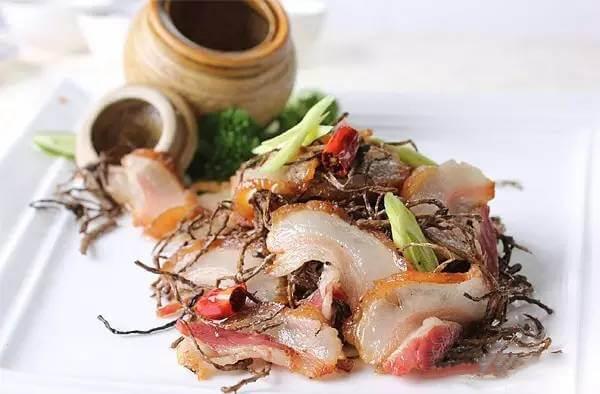 核桃花坛子肉