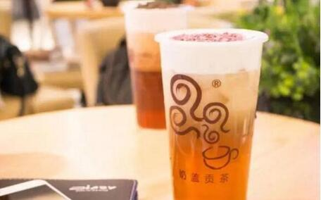 深圳奶盖贡茶培训课程