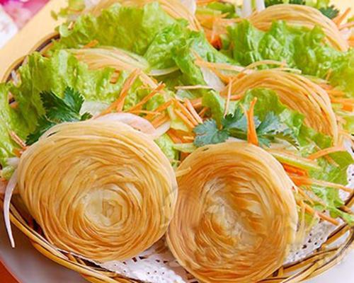 长春清油盘丝饼培训课程