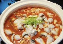 柠檬酸汤果味砂锅鱼