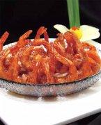 酱汁脆香虾