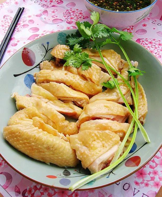 北京沙姜白切鸡培训课程