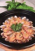 生啫贝贝虾