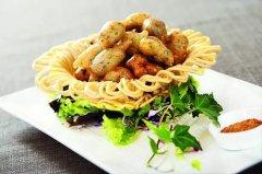 香椿海蛎子