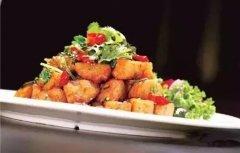 干煸土豆丸子
